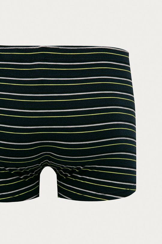 vícebarevná Atlantic - Boxerky (2-pack)