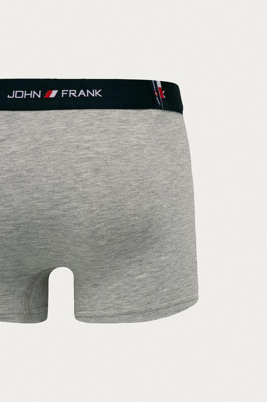 John Frank - Boxerky sivá
