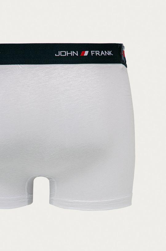 John Frank - Boxerky bílá