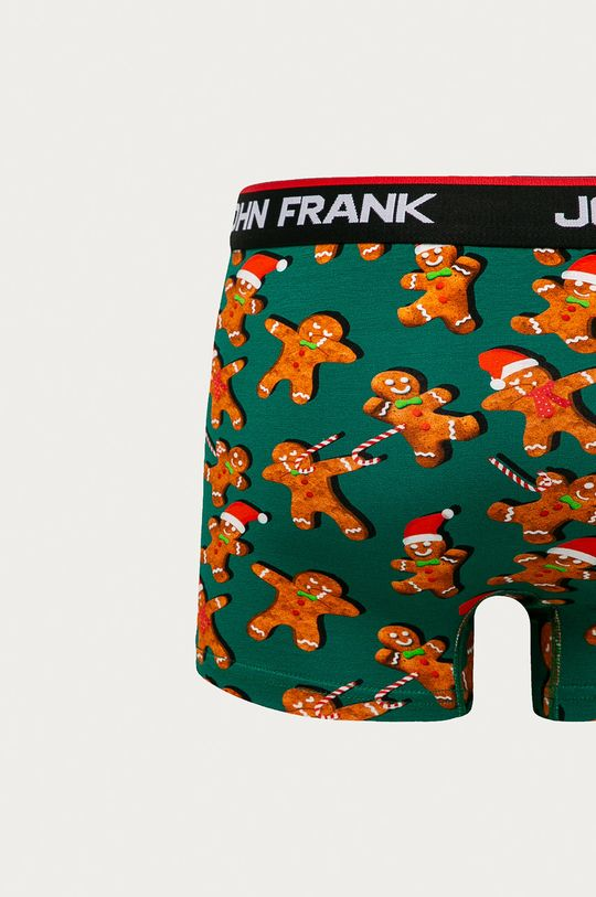John Frank - Boxerky vícebarevná