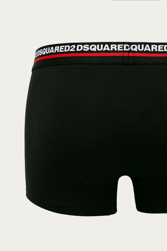 DSQUARED2 - Bokserki (2-pack) czarny