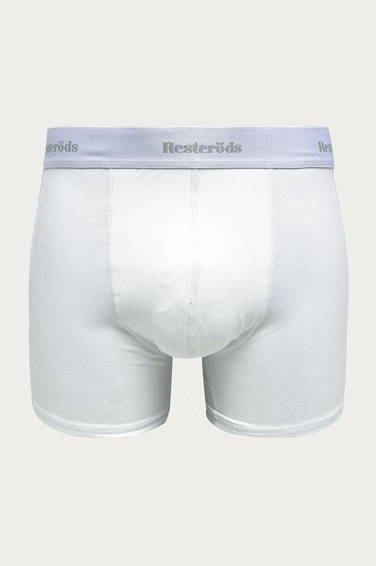 Resteröds - Boxerky (3-pack)  95% Organická bavlna, 5% Elastan