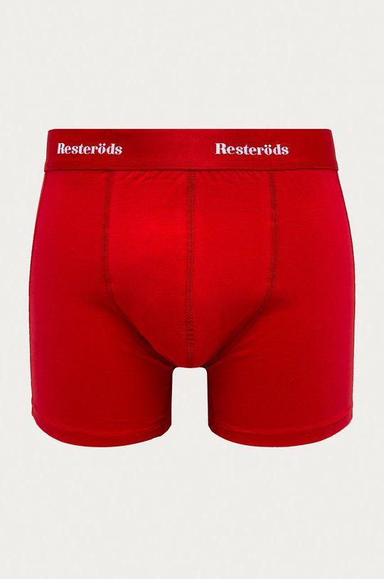 vícebarevná Resteröds - Boxerky (3-pack)