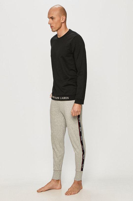 Polo Ralph Lauren - Spodnie piżamowe szary