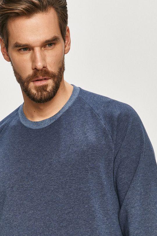 Polo Ralph Lauren - Pyžamové tričko s dlouhým rukávem modrá