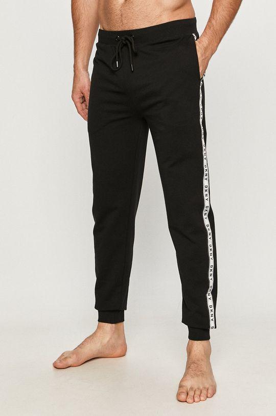 čierna Dkny - Pyžamové nohavice Pánsky