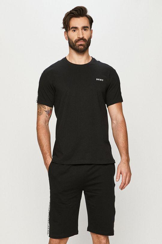 Dkny - Pyžamové tričko černá