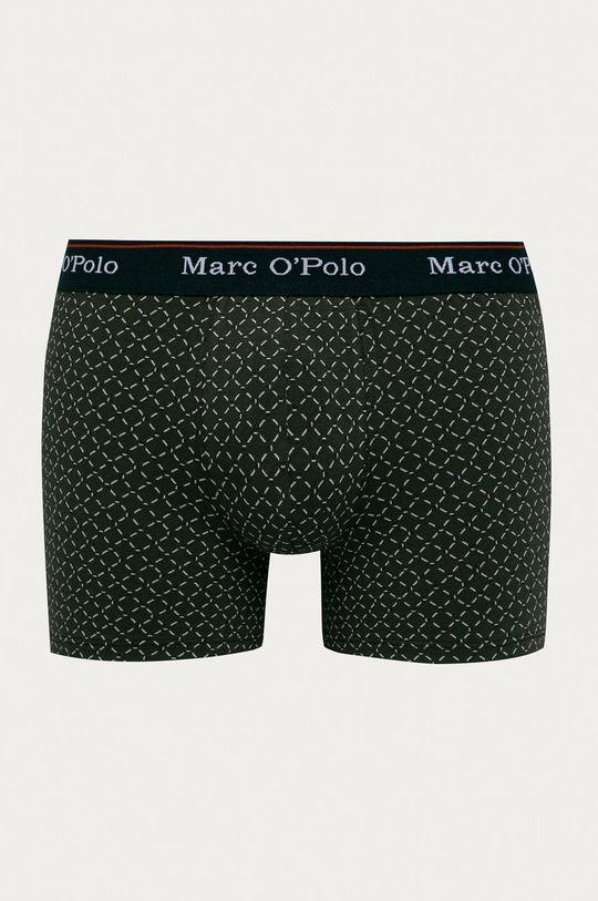 Marc O'Polo - Boxerky (2-pack) olivová
