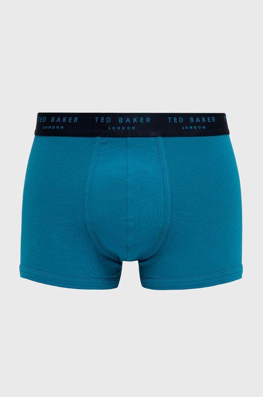 modrá Ted Baker - Boxerky (3-pak)