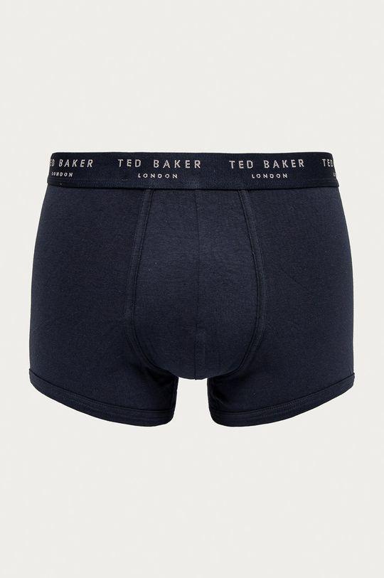 tmavomodrá Ted Baker - Boxerky (3-pak)