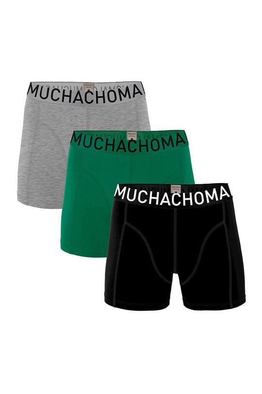 multicolor Muchachomalo - Bokserki (3-PACK) Męski
