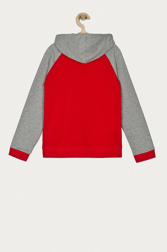 Guess Jeans - Dětská mikina 116-176 cm červená