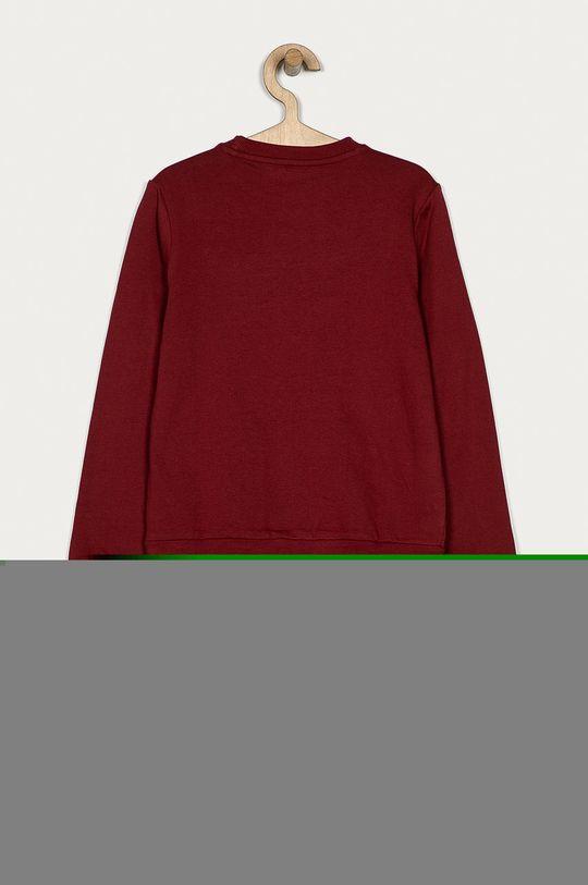 Guess Jeans - Bluza dziecięca 116-176 cm czerwony