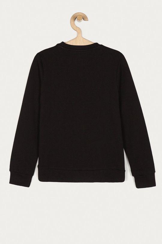 Guess Jeans - Bluza copii 116-176 cm negru