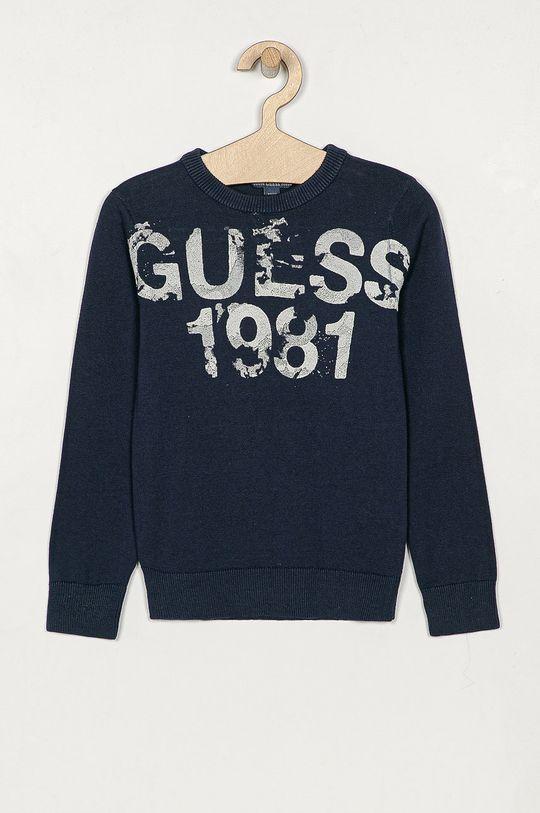 bleumarin Guess Jeans - Pulover copii 116-175 cm De băieți