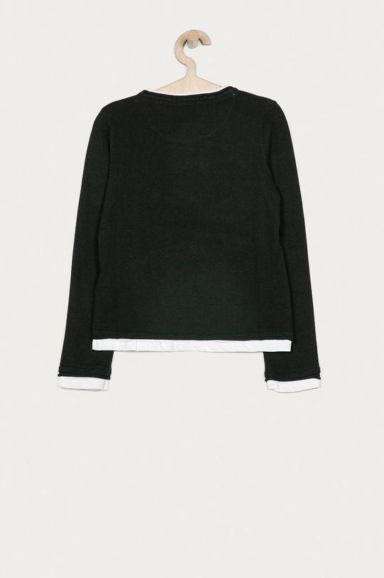 Guess Jeans - Sweter dziecięcy 116-175 cm czarny