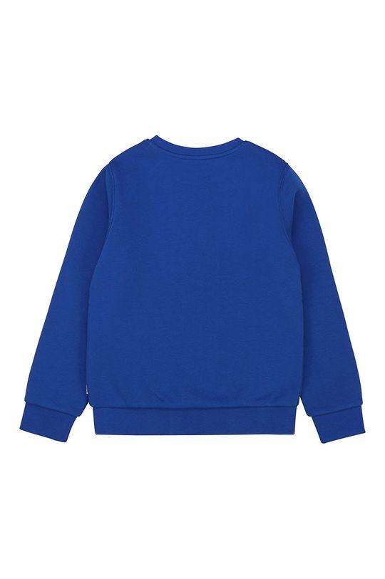Boss - Bluza dziecięca 116-152 cm niebieski