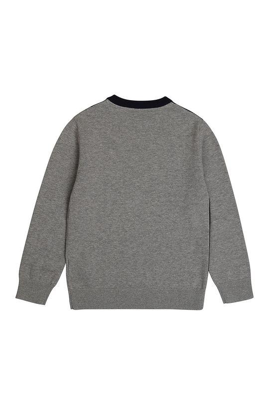 Boss - Gyerek pulóver szürke