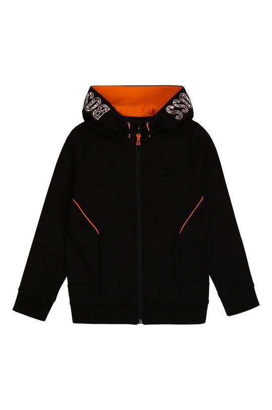 negru Boss - Bluza copii 116-152 cm De băieți