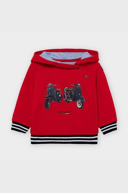 červená Mayoral - Detská mikina 68-92 cm Chlapčenský