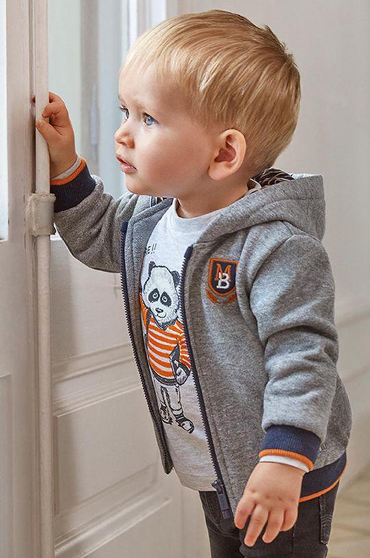 Mayoral - Bluza dziecięca 68-98 cm szary