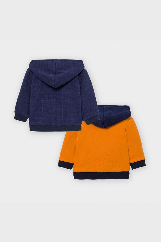 Mayoral - Bluza dwustronna dziecięca 68-98 cm bursztynowy