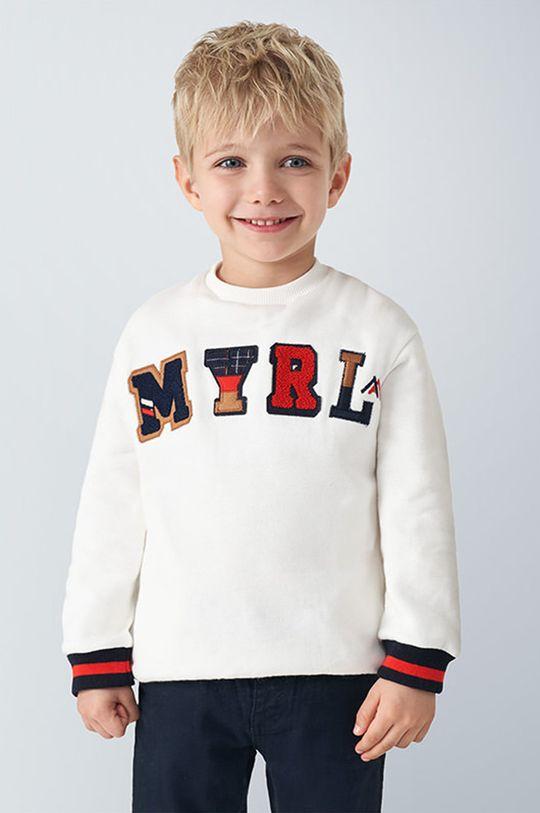 biały Mayoral - Bluza dziecięca 98-134 cm Chłopięcy
