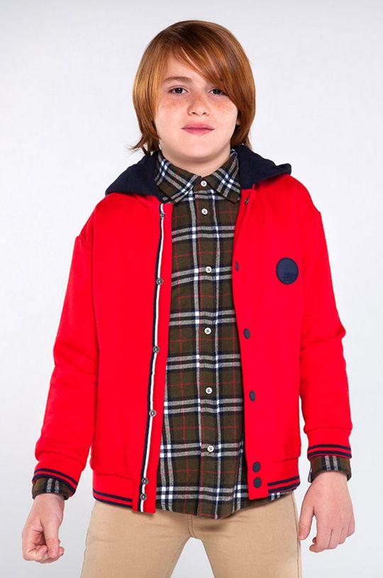 rosu Mayoral - Bluza copii 128-172 cm De băieți