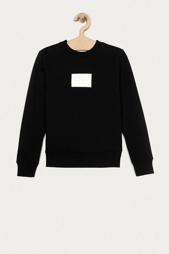 negru Calvin Klein Jeans - Bluza copii 128-176 cm De băieți