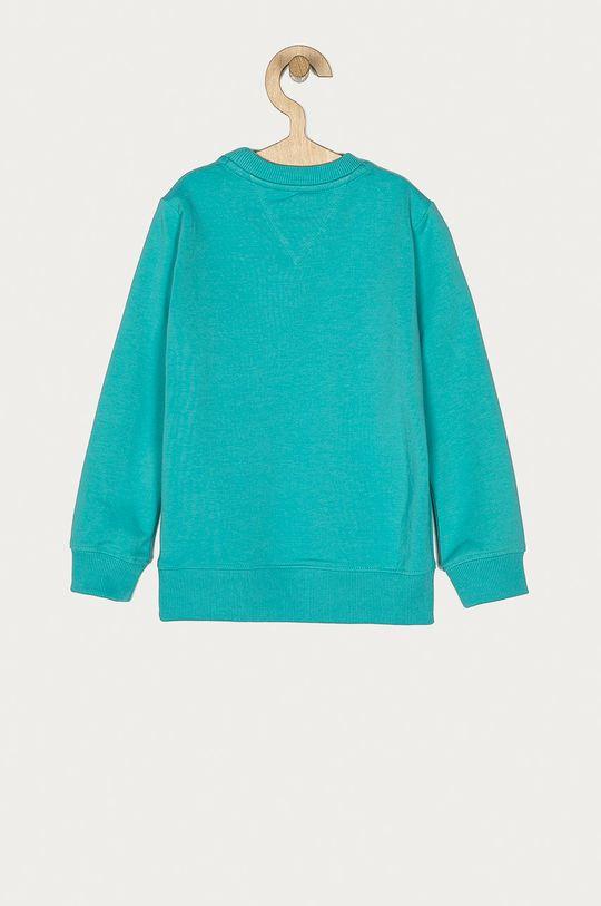 Tommy Hilfiger - Bluza dziecięca 98-176 cm blady turkusowy