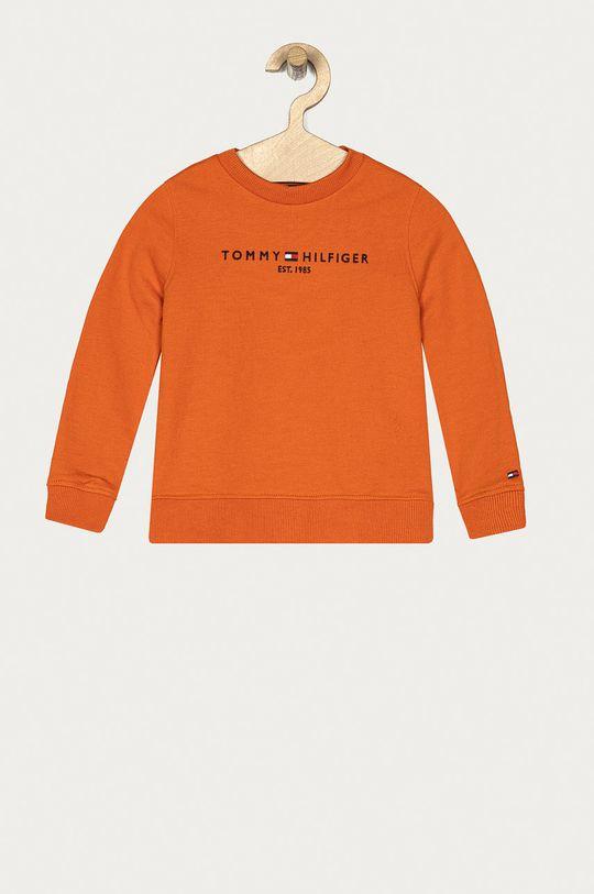 mandarynkowy Tommy Hilfiger - Bluza dziecięca 98-176 cm Chłopięcy