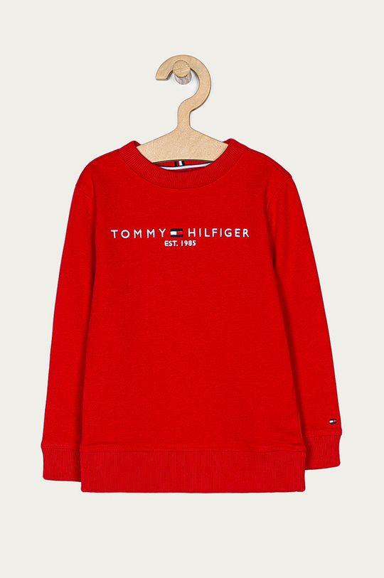 czerwony Tommy Hilfiger - Bluza dziecięca 98-176 cm Chłopięcy