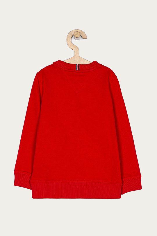 Tommy Hilfiger - Bluza dziecięca 98-176 cm czerwony