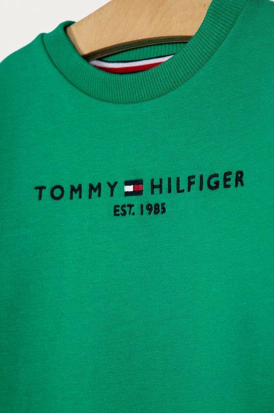 Tommy Hilfiger - Bluza copii 98-176 cm  65% Bumbac, 35% Poliester