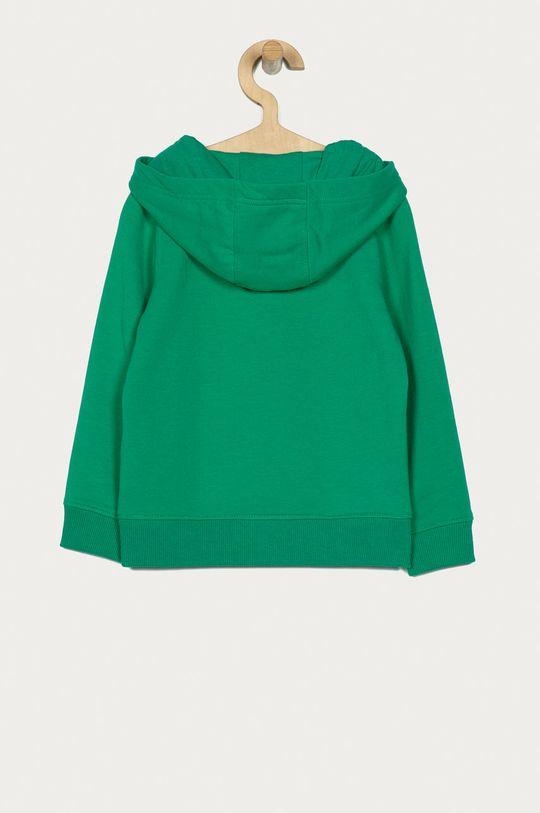 Tommy Hilfiger - Bluza copii 98-176 cm verde ascutit