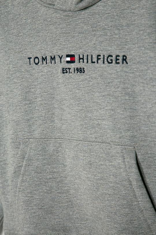 Tommy Hilfiger - Detská mikina 98-176 cm sivá