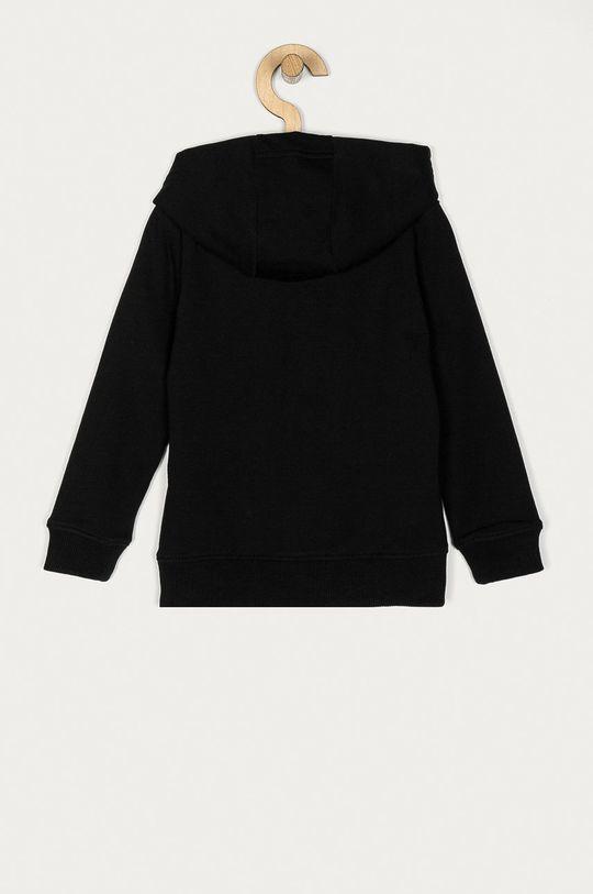 Tommy Hilfiger - Bluza copii 98-176 cm negru