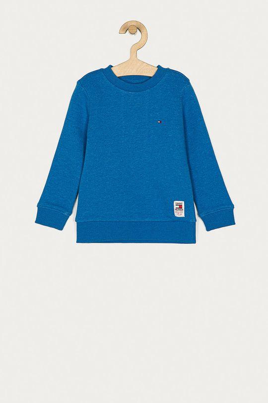 niebieski Tommy Hilfiger - Bluza dziecięca 116-176 cm Chłopięcy
