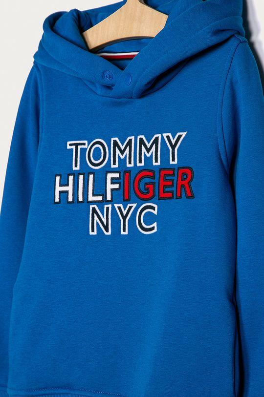 Tommy Hilfiger - Detská mikina 116-176 cm  Základná látka: 70% Bavlna, 30% Polyester Podšívka kapucne : 100% Bavlna Elastická manžeta: 97% Bavlna, 3% Elastan