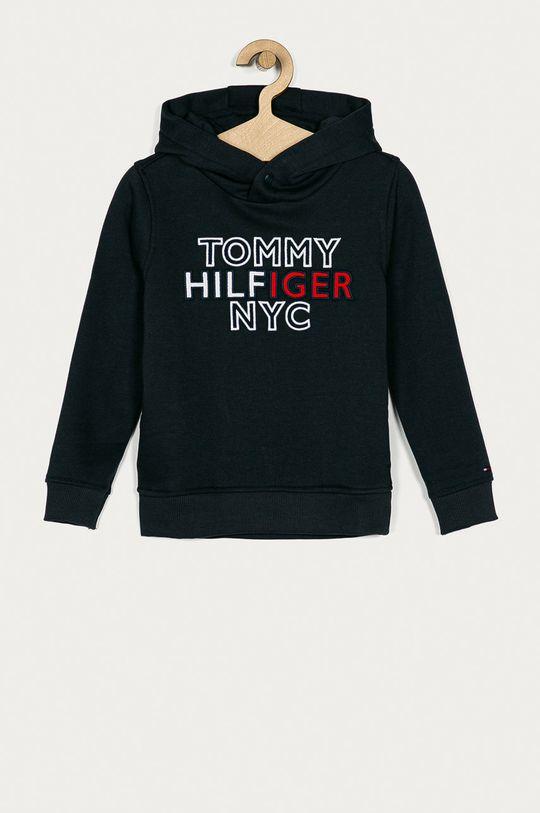 bleumarin Tommy Hilfiger - Bluza copii 116-176 cm De băieți