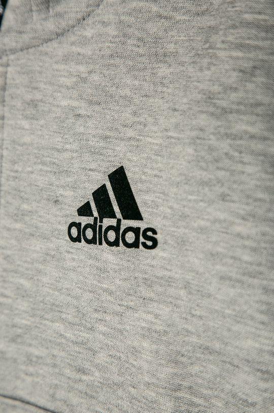 adidas Performance - Bluza GE0662  67% Bumbac, 33% Poliester