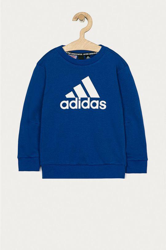 albastru adidas Performance - Bluza copii 110-176 cm De băieți