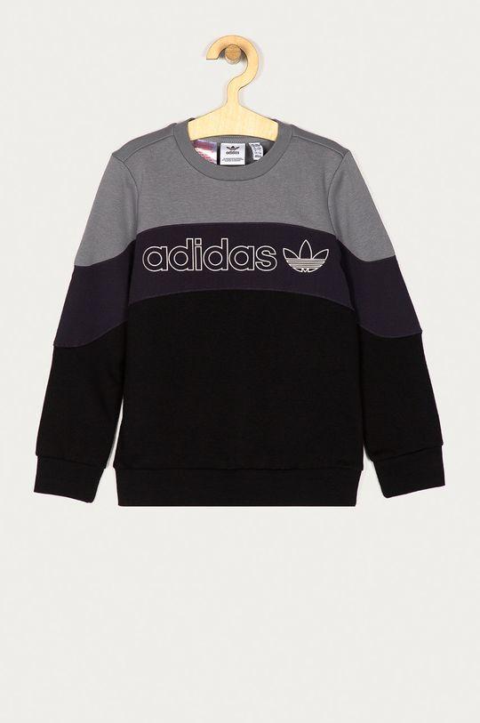 negru adidas Originals - Bluza copii 128-170 cm De băieți
