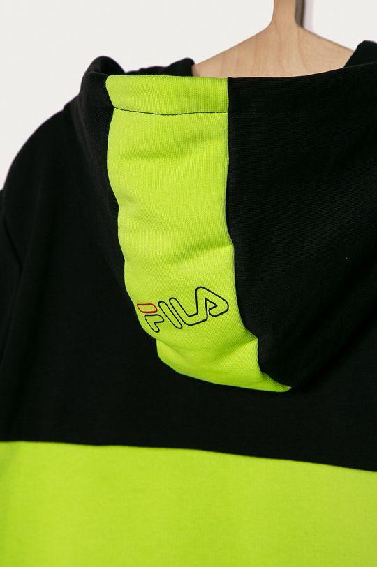 żółto - zielony Fila - Bluza dziecięca 134-164 cm