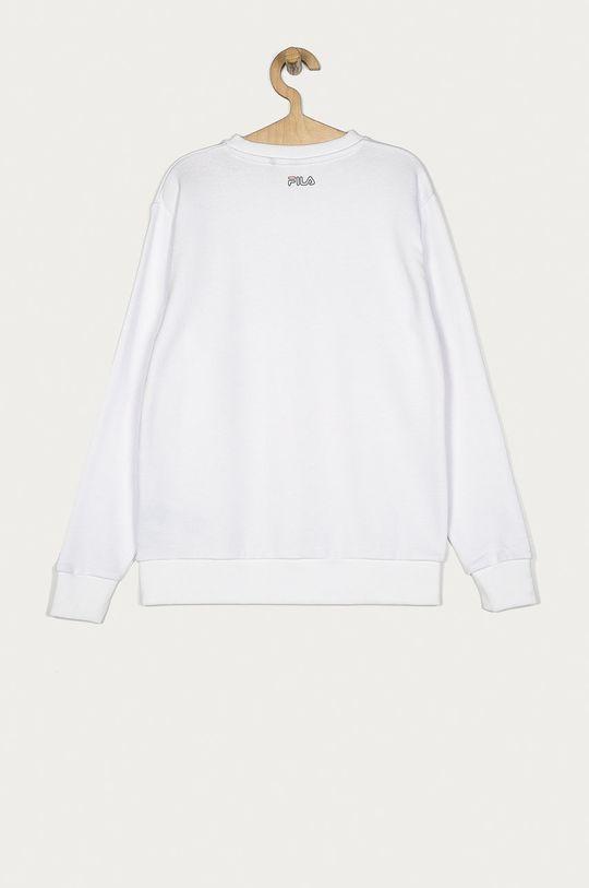 Fila - Bluza dziecięca 134-164 cm biały