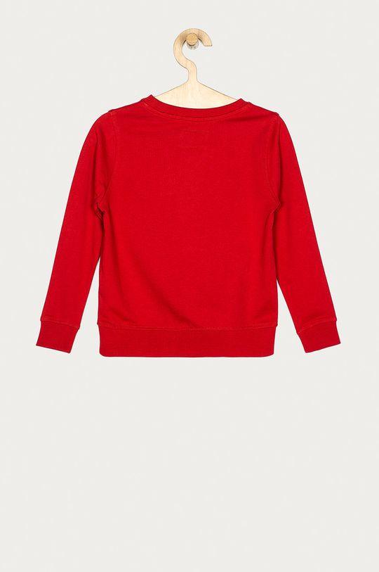 Pepe Jeans - Detská mikina Winter Roint 104-180 cm červená