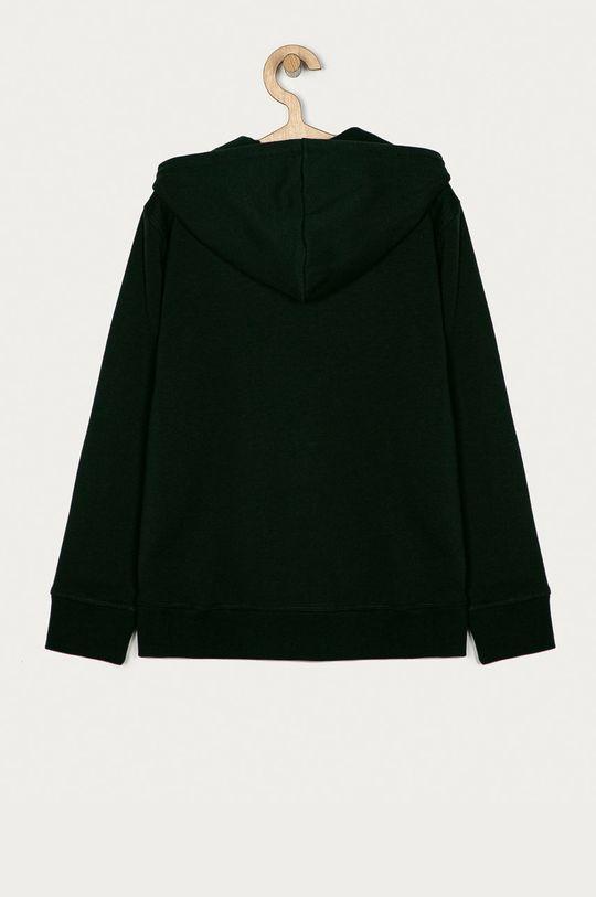 GAP - Bluza copii 104-176 cm verde maro