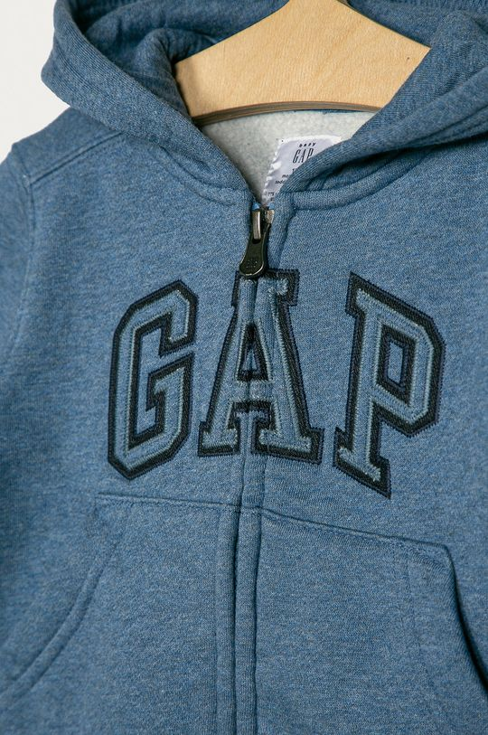 GAP - Bluza copii 74-110 cm albastru deschis