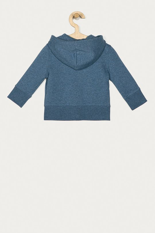 GAP - Bluza copii 74-110 cm  77% Bumbac, 9% Poliester reciclat, 14% Poliester