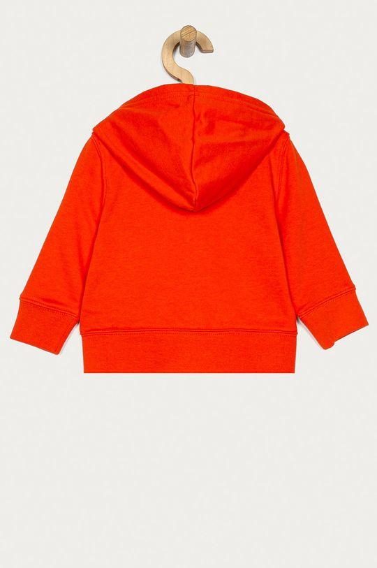 GAP - Detská mikina 74-110 cm oranžová